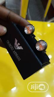 Executive Giorgio Armani Cufflinks Button | Clothing Accessories for sale in Lagos State, Lagos Island