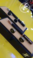 Executive Hublot Cufflinks Button With Matching Pen | Clothing Accessories for sale in Lagos Island, Lagos State, Nigeria