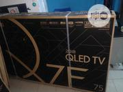 Samsung 75 QLED Smart Tv | TV & DVD Equipment for sale in Lagos State, Ojo