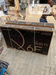 Samsung 65 Inch Straight Smart Tv | TV & DVD Equipment for sale in Lagos State, Ojo