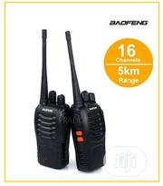 Baofeng Two Way Radio Walkie Talkie Connect - 2 Pieces | Audio & Music Equipment for sale in Lagos State, Ikeja