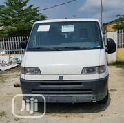 Fiat Ducato 2002 White | Buses & Microbuses for sale in Lagos State, Ajah
