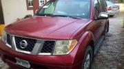 Nissan Pathfinder 2008 Red | Cars for sale in Lagos State, Ajah