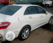 Mercedes-Benz E350 2011 White | Cars for sale in Lagos State, Surulere