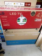 L.G 43 Inches LED Tv | TV & DVD Equipment for sale in Lagos State, Ajah