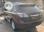 Lexus RX 2010 Red | Cars for sale in Lagos State, Surulere
