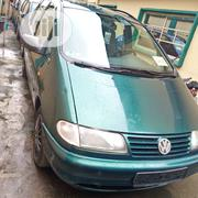 Volkswagen Sharan 2002 Automatic Green | Cars for sale in Lagos State, Apapa