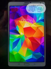 Samsung Galaxy Tab S 8.4 16 GB White | Tablets for sale in Lagos State, Ikeja