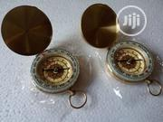 Magnet Pole Compass Gold Edition | Camping Gear for sale in Rivers State, Port-Harcourt