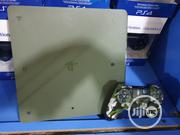 PS4 Slim Console 1TB Army Colour Limited Edition | Video Game Consoles for sale in Lagos State, Ikeja
