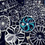 All Kinds Of Alloyed Rims Available At Your Affordable Prices. | Vehicle Parts & Accessories for sale in Lagos State, Mushin