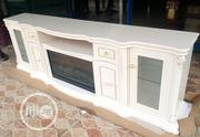 Royal Fire Plate TV Stand | Furniture for sale in Lagos State, Lekki Phase 1