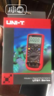 UT61B Modern Digital Multimeter | Measuring & Layout Tools for sale in Lagos State, Ojo