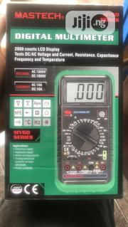Mastech MY68 Digital Multimeter | Measuring & Layout Tools for sale in Lagos State, Ojo