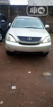 Lexus RX 2005 Gold   Cars for sale in Lagos State, Alimosho