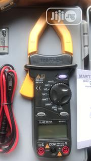 Mastech MS2001C Digital AC/DC Clamp Meter | Measuring & Layout Tools for sale in Lagos State, Ojo