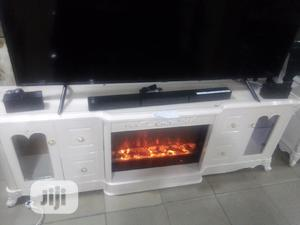 Royal TV Fire Stand