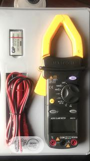 Mastech MS2101 Digital AC/DC Clamp Meter | Measuring & Layout Tools for sale in Lagos State, Ojo