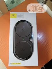 Baseus Dual Wireless Charger | Accessories for Mobile Phones & Tablets for sale in Lagos State, Ikeja