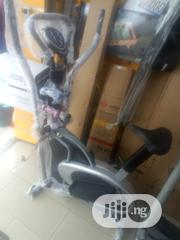 American Fitness Orbitrack Bike 4 Handle With Dumbell | Sports Equipment for sale in Lagos State, Lekki Phase 1
