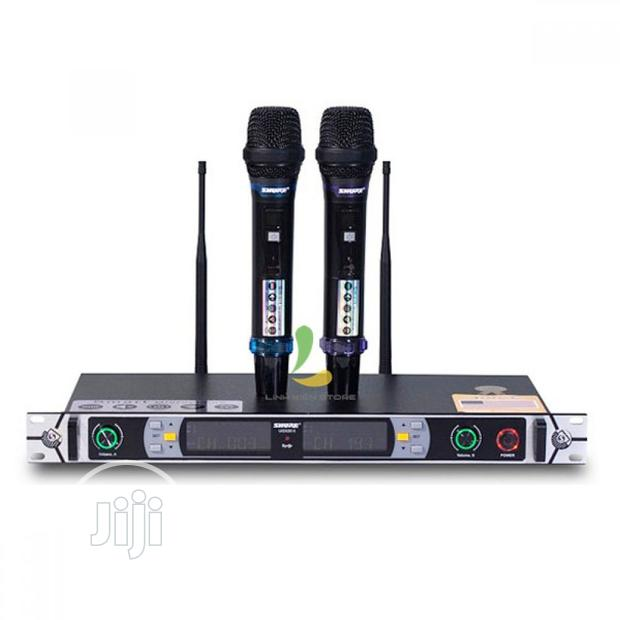 Shure Professional Wireless Microphone System