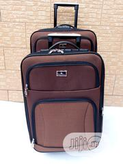 Cheap Best 2 Piece Trolley Luggage Suitcase Set With Strong Wheels | Bags for sale in Lagos State, Ikeja