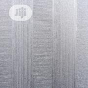 Silver Gray Embosssed Wallpaper   Home Accessories for sale in Abuja (FCT) State, Dutse