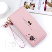 Wallet Women Long Cute Purse PU Leather | Bags for sale in Lagos State, Ikeja
