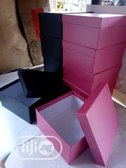 Shoe And Cloth Boxes   Manufacturing Services for sale in Lagos State, Isolo
