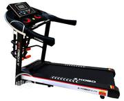 ELECTRIC Treadmill With Massager, Inclined, Dumbells, Push Up, Sit-up | Sports Equipment for sale in Lagos State, Surulere