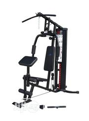 One Station Multi-Purpose Gym With 50KG Vinyl Stake | Sports Equipment for sale in Lagos State, Ikeja