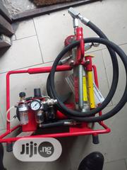 Val-tex QS-2000A Lubrication Gun Air/Hydraulic | Manufacturing Equipment for sale in Rivers State, Port-Harcourt