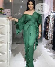 Feet Length Self Tie Pleated Dress (Turkey) | Clothing Accessories for sale in Lagos State, Lekki Phase 1