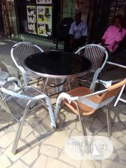 Italian Stainless By 4 Dinning Table | Furniture for sale in Lagos State, Ojo