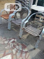 Italian Stainless Chair   Furniture for sale in Lagos State, Ojo