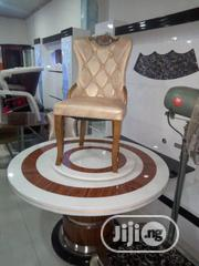By 6 Mable Royal Round Dinning Table | Furniture for sale in Lagos State, Ojo