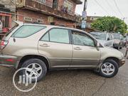Lexus RX 2003 Gold | Cars for sale in Lagos State, Yaba