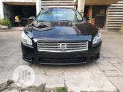 Nissan Maxima 2011 3.5 SV Black   Cars for sale in Lagos State, Surulere