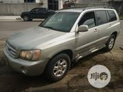 Toyota Highlander 2002 Silver   Cars for sale in Rivers State, Port-Harcourt
