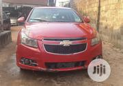 Chevrolet Cruze 2012 2.0 VCDi Sedan Red | Cars for sale in Lagos State, Mushin