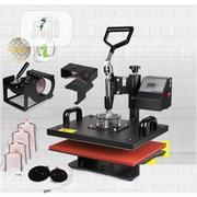 8 In 1 Heat Press | Printing Equipment for sale in Lagos State, Lagos Island
