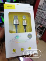 Zinc Magnetic Charging Cable USB To Type-c | Accessories for Mobile Phones & Tablets for sale in Lagos State, Ikeja
