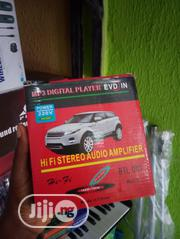 Hifi Stereo Amplifier | Vehicle Parts & Accessories for sale in Lagos State, Ikeja