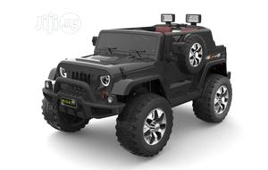 All New Wrangler Jeep Ride on Car 4x4