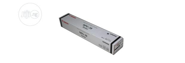 Archive: Canon Npj-28 Toner For Ir2420