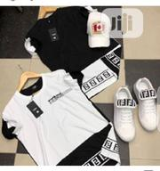 Quality Three In One Clothes Shoes N T- Shirt | Shoes for sale in Lagos State, Lagos Island