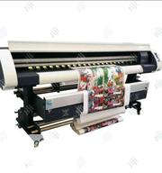 Brand New Yinghe 8ft 2.2 Large Format Eco Solvent Printing Machine | Printing Equipment for sale in Lagos State, Ikeja