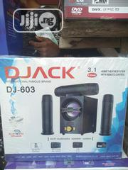 Quality 603 D-jack Sound System | Audio & Music Equipment for sale in Lagos State, Ojo