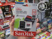 Sandisk Ultra 400gb Micro SD Card 100mbps   Accessories for Mobile Phones & Tablets for sale in Lagos State, Ikeja