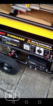 Sumic Firman Gen Spg 3000E2 | Electrical Equipments for sale in Delta State, Warri South